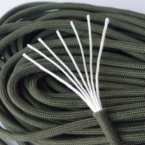 550lb Paracord / 7 Strand Nylon Parachute Cord-Survival Equipment for Climbing Camping Hunting Hiking Airsoft