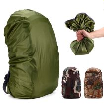 Durable Nylon Waterproof Backpack Rain Cover 35-80L For Military, Camping, Hiking