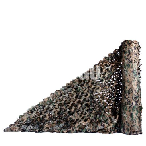 US Woodland Digital Bulk Roll Camo Netting (4.9FT Width,Length Customiazation sell by Meter)