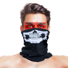 Human Skeleton Camo Multifunctional Seamless Bandanas Headwear