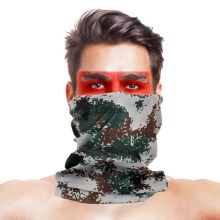 07 Digital Camo Multifunctional Seamless Bandanas Headband