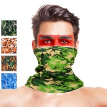 Bird Camo Multifunctional Seamless Bandanas Headwear