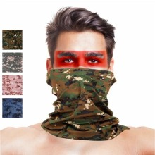 US Army Digital Camo Multifunctional Seamless Bandanas Headwear