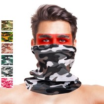 US Old Style Camo Multifunctional Seamless Bandanas Headwear