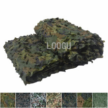 High Quality 210D Polyester Oxford Camouflage Net Many Colors And Sizes To Choose