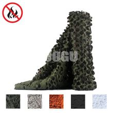 Fire Retardant Camouflage Net Many Colors And Sizes To Choose(4.9FT Width,Length Customiazation sell by Meter)