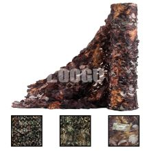Tree Camo Bulk Roll Camo Netting (4.9FT Width,Length Customiazation sell by Meter)