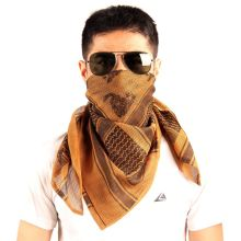 Tactical Scarf,LOOGU Military Sniper Veil Camouflage Mesh Net for Head Neck Wrap