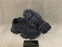 Authentic Pra da Black Sneakers