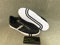 Authentic Bally Men Sneakers Black