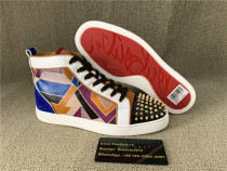 Authentic C.L Red B0ttom Sneakers