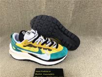 Authentic Sacai x Nike Pegasua Vaporfly Yellow Green HUO