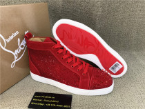 Authentic C.L Red Bottom Sneakers