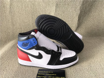 "Authentic Air Jordan 1 High SP ""Top 3 2.0"