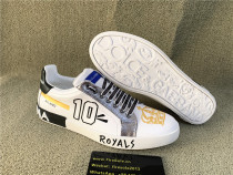 Authentic D&G Low Top Sneakers