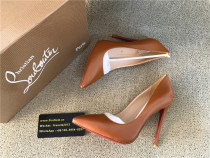 Authentic CL Red Butt0m High Heel