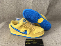 Authentic Nike Grateful Dead Yellow Pair