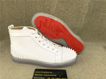 Authentic CL Red Bottom Sneakers