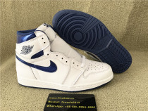 "Air Jordan 1 OG ""Metallic Navy"