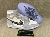 Authentic Air Jordan 1 Di0r Sneakers