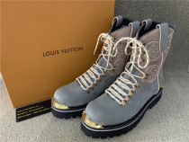Authentic L.V Boots