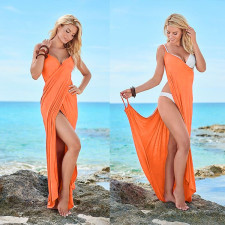 Twist Way Beach Dress 21980-2