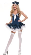 Lady Sailor Costume 12214