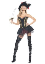 Sexy Pirate Costume 14455