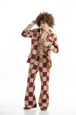 Clown Men Costumes for Carvinal 22606