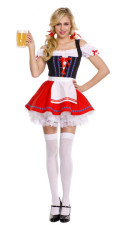 Sexy Beer Girl Costume 14404