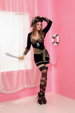 Sexy Pirate Costume 14621