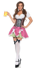 Cheap Beer Girl Costume 14405