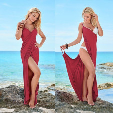Twist Way Beach Dress 21980-3