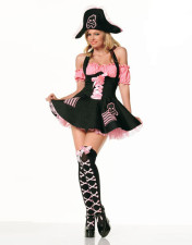 Treasure Pirate Costume 11023