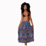 Seaside Vintage Bohemian Maxi Skirts 21812
