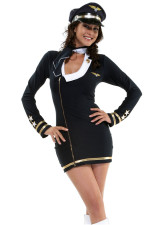 Air Hostess Costume 14448