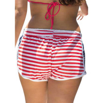 American Flag Beach Shorts 26163