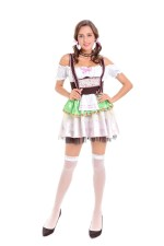 American Beer Girl Costume for Carvinal 27345