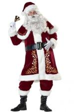 Traditional Santa Claus Costume 27970