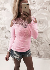 Sexy Crochet Top with Sleeves DI_17432-3