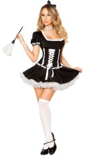 French Maid Sexy Costumes for Halloween