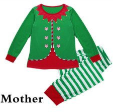 Family Wear Christmas Mother's Pajama