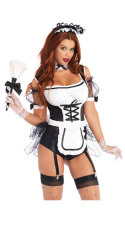 French Maid Sexy Costumes