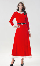 Christmas Helper Maxi Dress