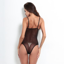 Black Lace Sexy Teddy Ligerie