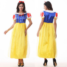 Snow-white Prince Costume