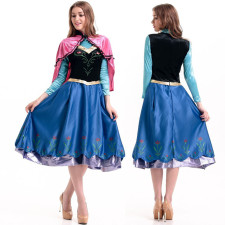 Cosplay Frozen Dress Costume