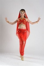 Indian Dancer-kostuums