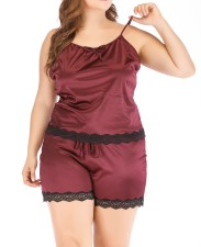 Plus Size Two-Piece Sleepwear