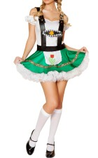 Carnival Sexy Beer Girl Dress